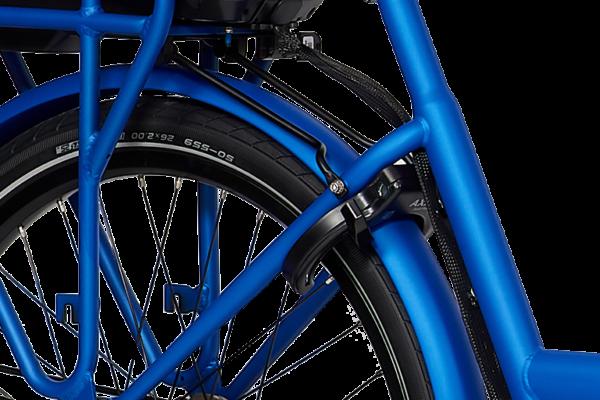 Dolly Cargo Bike Summer Blue