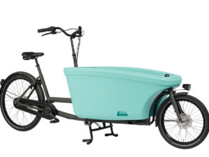 Dolly Cargo Bike Aqua Blue