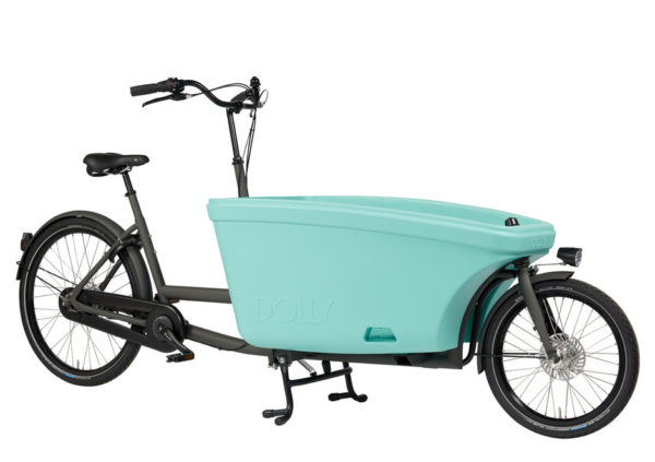 Dolly Cargo Bike Aqua Blue