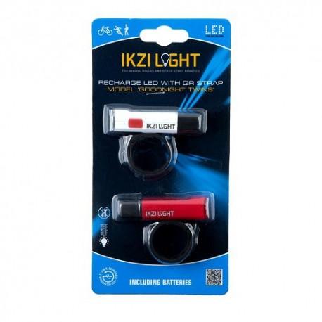 IKZI Light set Goodnight Twins USB