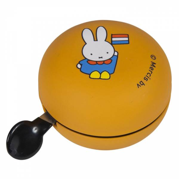 Miffy Bicycle Bell Oranje Boven
