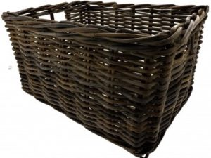 Wicked Rattan Crate Large