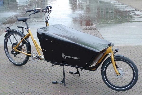 Workcycles Kr8 Rear Wheel Drive