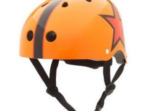 Coconuts Helmet Orange Star