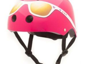 Coconuts Helmet Pink Glasses