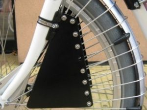 Front Wheel Spoke Guard