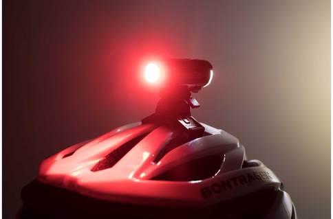 Moon Aerolite Helmet Light USB