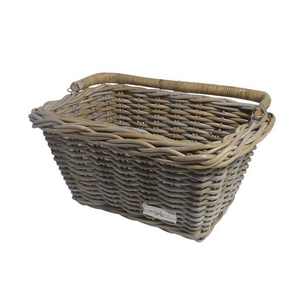 Rectangular Rattan Basket