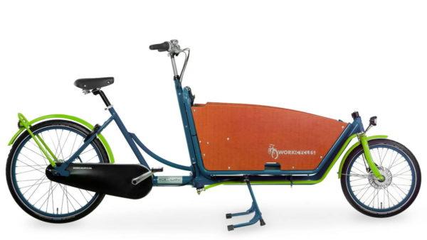 Workcycles Kr8 Cargo Bike